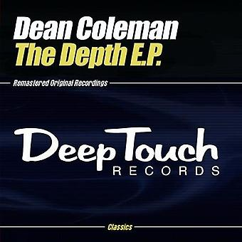 Dean Coleman - djup E.P. [CD] USA import