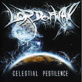 Lord of War - Celestial Pestilence [CD] USA import