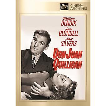 Importer des USA de don Juan Quilligan [DVD]