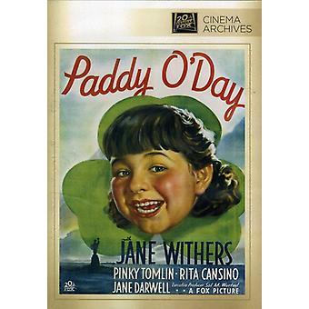 Paddy O'Day [DVD] USA import