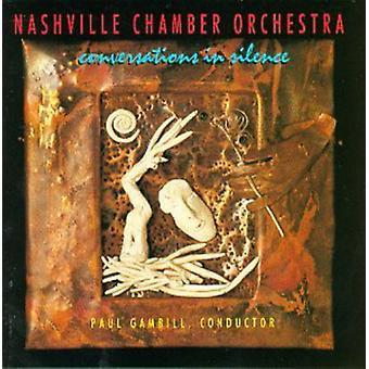Orquestra de câmara de Nashville - conversas em importação EUA silêncio [CD]