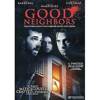 Good Neighbors [DVD] USA import