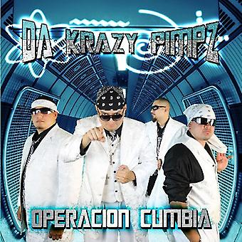 Da Krazy Pimps - Operacion Cumbia [CD] USA import