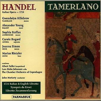Gwendolyn Killebrew & Alexander Young - Handel: Tamerlano [CD] USA import