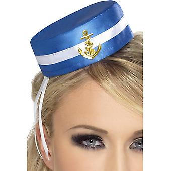 Sailor Hat damer havet mail sailor hat med klip