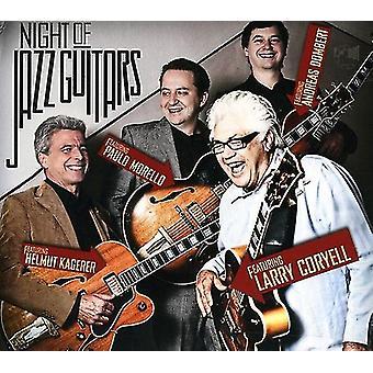 Night of Jazz Guitars - Night of Jazz Guitars [CD] USA import