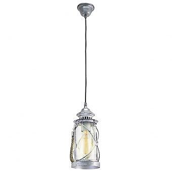 Eglo Bradford Antique Ceiling Lantern