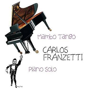 Carlos Franzetti - Mambo Tango [CD] USA import