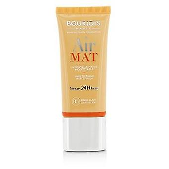 Air Mat Foundation Spf 10 - # 03 Light Beige - 30ml/1oz