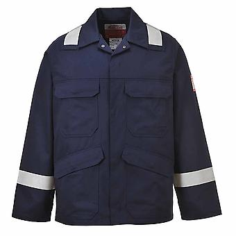 Portwest - Bizflame Plus Flame Resist Safety Workwear Jacke