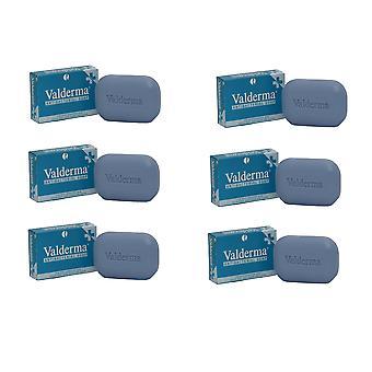 Valderma antibakteerinen saippua (6 kpl) 100g