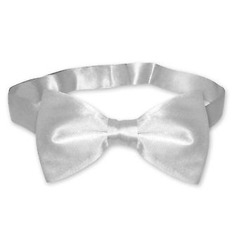 BIAGIO 100% SILK BOWTIE 固体男士_apos;s 弓形领带,用于 Tuxedo 或西装
