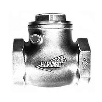 "American Granby HSCV150T 1.5"" Fpt Brass Swing Check Valve"