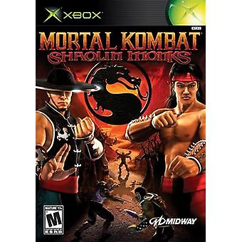 Mortal Kombat Shaolin Monks (Xbox) - New