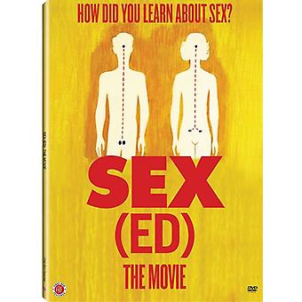 Sex(Ed): The Movie [DVD] USA import
