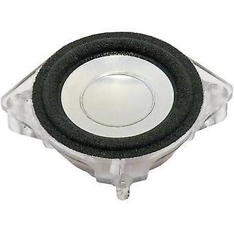 Visaton 2240 Mini högtalare buller: 79 dB 4 W 1 dator
