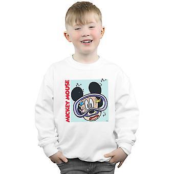 Disney jungen Mickey Maus unter Wasser Sweatshirt