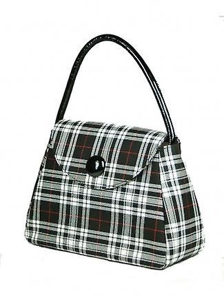 Harris Tweed or Tartan Handbag S (Menzies Tartan)