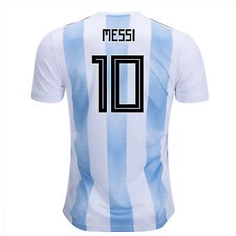 2018-19 Arjantin Iç Saha Forması (Messi 10)