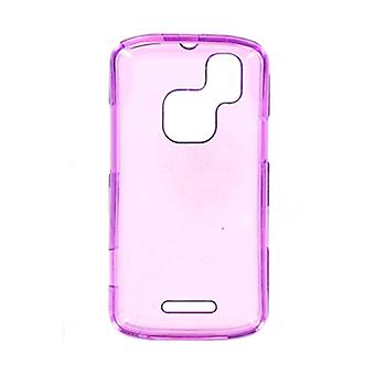 OEM Motorola Droid Pro (XT610) Snap-On Case - violet (emballage en vrac)