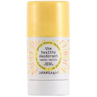 Lavanila The Healthy Deodorant Beachy Vanilla Solid Stick 0.90oz / 25g