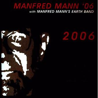 Manfred Mann's Earth Band - 2006 [CD] USA import