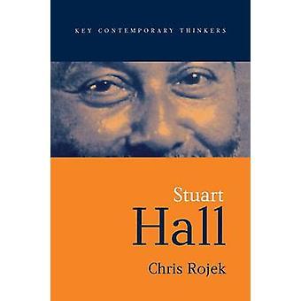 Stuart Hall di Chris Rojek - 9780745624815 libro