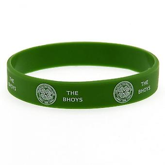 Celtic FC Official Silicone Wristband