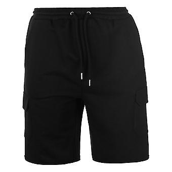 Pierre Cardin Mens velo carga Shorts calças calças Bottoms Drawstring