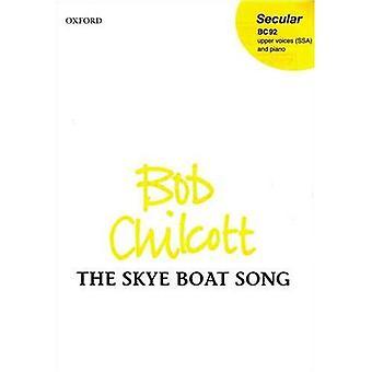 Skye båt sangen: Vokal score
