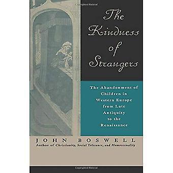La gentilezza degli estranei - l'abbandono dei bambini in Europa occidentale dalla tarda antichità al Rinascimento