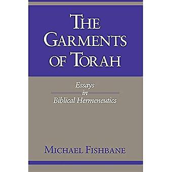 Die Gewänder der Thora: Essays in biblischen Hermeneutik (Studien in der biblischen Literatur) (Indiana studiert in der biblischen Literatur)