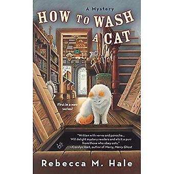 Wie man eine Katze waschen (Berkley Prime Crime Mysteries)