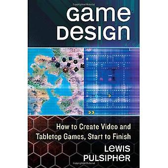 Pelin suunnittelu: Miten luoda Video- ja Pöytäjalusta pelit alusta loppuun