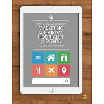 Marketing für Tourismus, Hospitality & Ereignisse: eine globale & digitale Ansatz