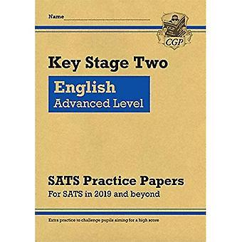 Nouveaux KS2 anglais ciblés SATS pratique papiers: Niveau élevé (pour les essais en 2019)