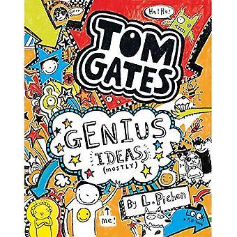Tom Gates: Geniale Ideen (meistens) (Tom Gates)