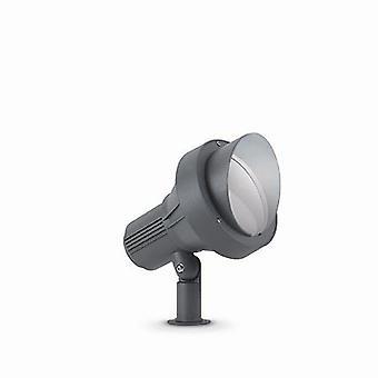 Ideell Lux - Terra antrasitt store piggete bakken lys IDL033044