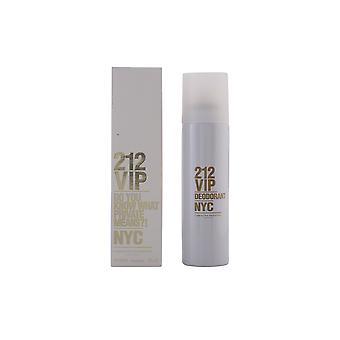 Carolina Herrera 212 Vip Deo Spray 150 Ml til kvinder