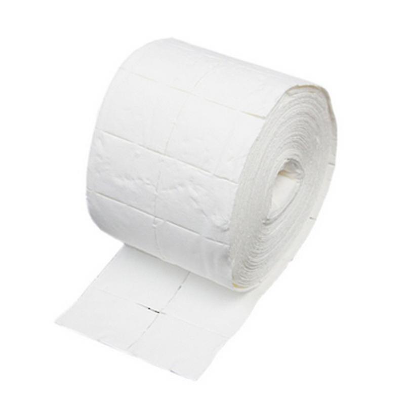 500pcs lofri pads, negle servietter