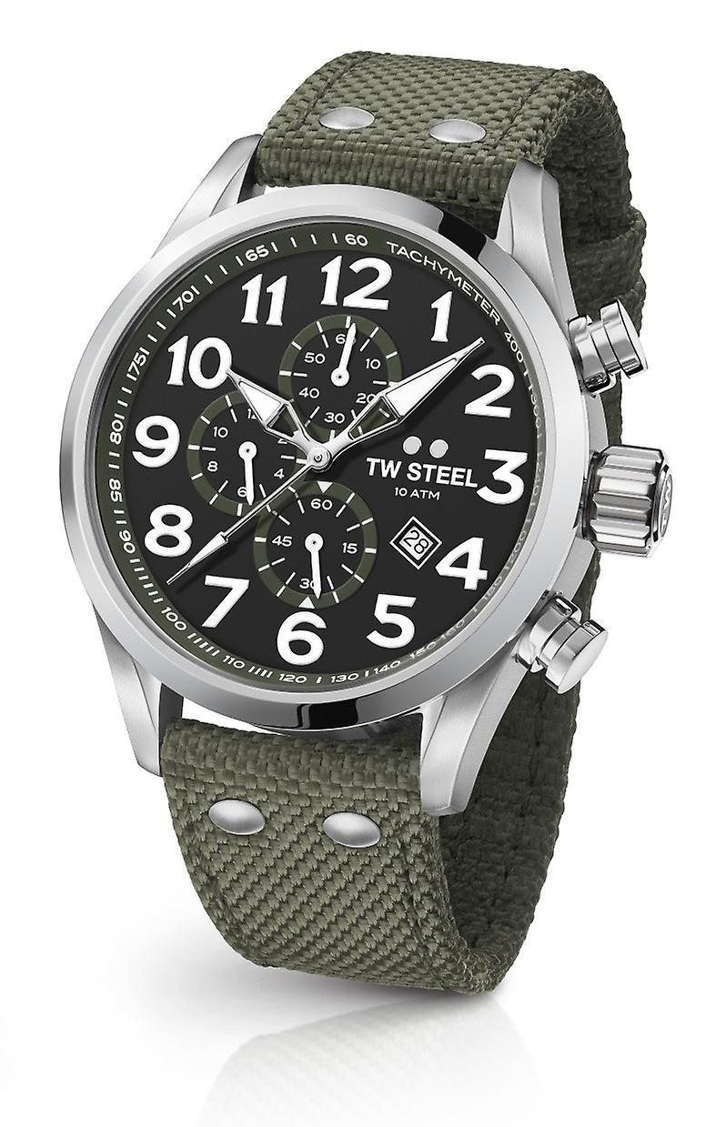 TW Steel Vs23 Volante Chronograph Watch 45 mm