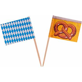 Oktoberfest Cocktail sticks 50p.