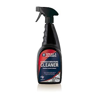 Garden furniture cleaner Spear and Jackson 750ml Ready-to-Use