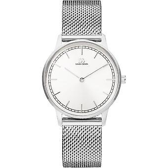 Design dinamarquês Mens Watch IV62Q1249 Vigelsø