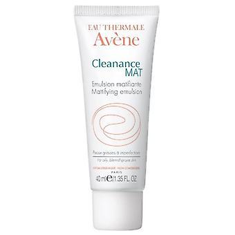 Avene Cleanance MAT Mattifying Emulsion 40ml