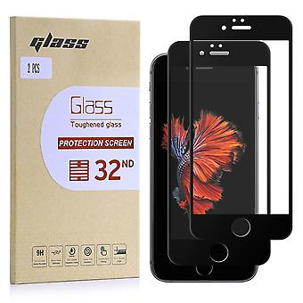 Extra Armoured Tempered Glass for Apple iPhone 6 6S - 2 Pack