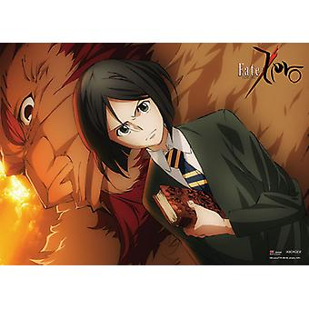 Fabric Poster - Fate/Zero - New Rider and Waver Wall Scroll Art Licensed ge77620