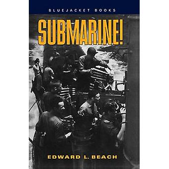 Submarine by Edward L. Beach - 9781591140580 Book