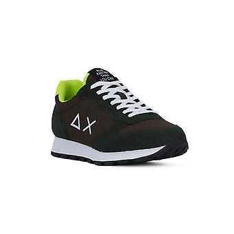 Sun68 military tom fluo nylon sneakers fashion