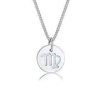 Elli silver hängsmycke halsband 0109452117_45